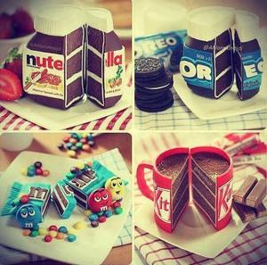cake nutella------------
