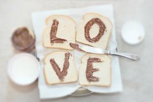 nutella bread-------------