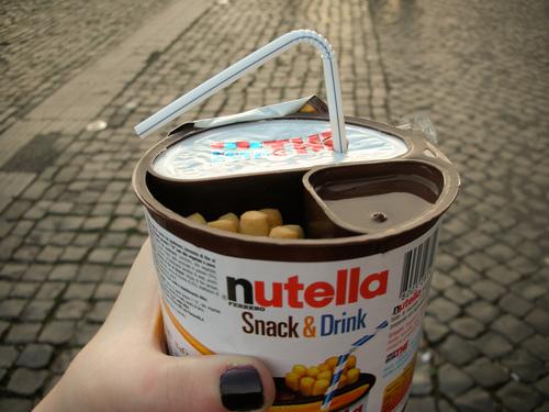 Nutella Hintergrund called nutella-------------------♥
