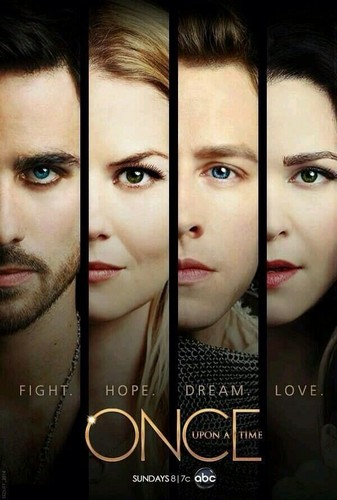 Once Upon A Time fond d'écran possibly containing a portrait called OUAT Poster