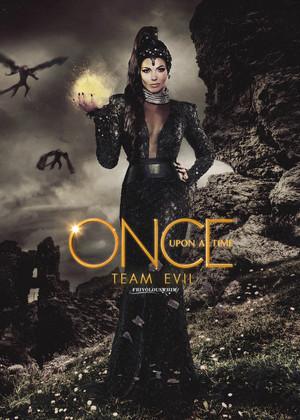 Regina Mills - Evil Queen