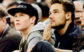 one-direction - Niall and Liam wallpaper