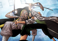 *Mr 1 v/s Zoro* - one-piece photo