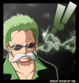 *Roronoa Zoro* - one-piece photo