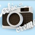 camera cookie oreo <3