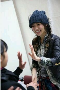 Oshima Yuko last Handshake Event