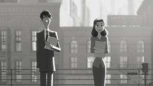 Paperman Screencaps