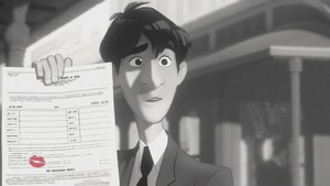 Paperman Screencaps