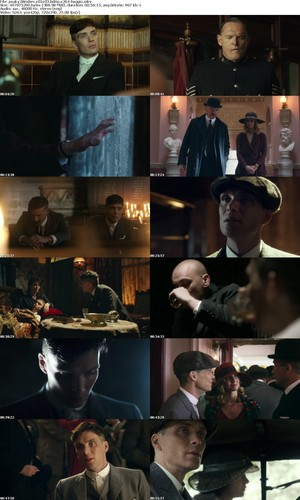 peaky blinders collage