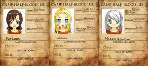 New Half bloods!