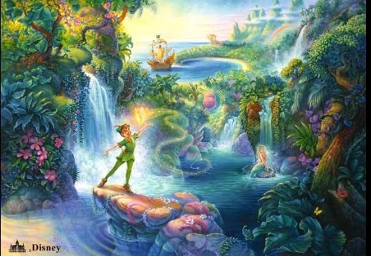 Peter Pan Images Welcome To Neverland Wallpaper And Background