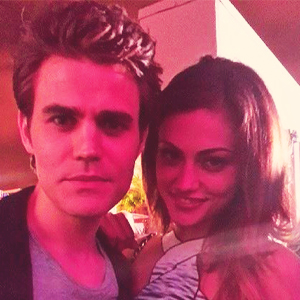 Paul and Phoebe
