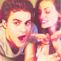 Paul and Phoebe - phoebe-tonkin photo