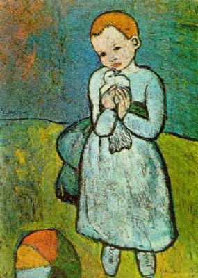Picasso colombe of peace