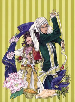 Prince Soma and Agni