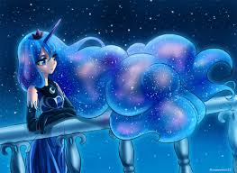Human Princess Luna