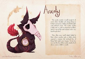 Anxious? ........