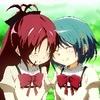 Sayaka and Kyouko Иконка