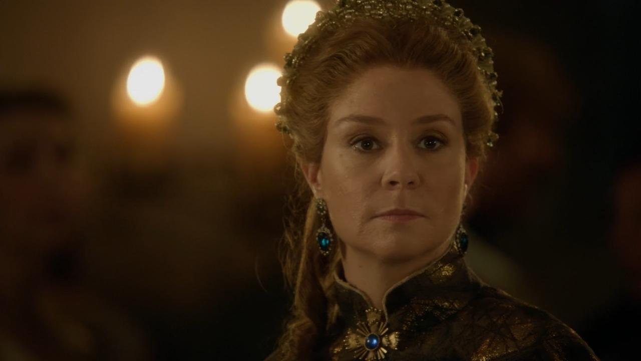 queen catherine reign image - photo #5
