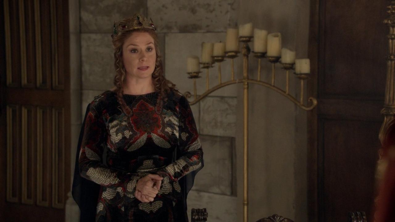 queen catherine reign image - photo #10