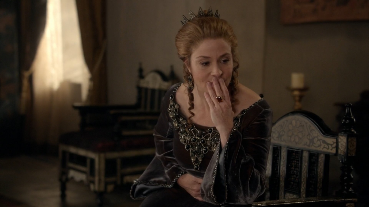 queen catherine reign image - photo #16