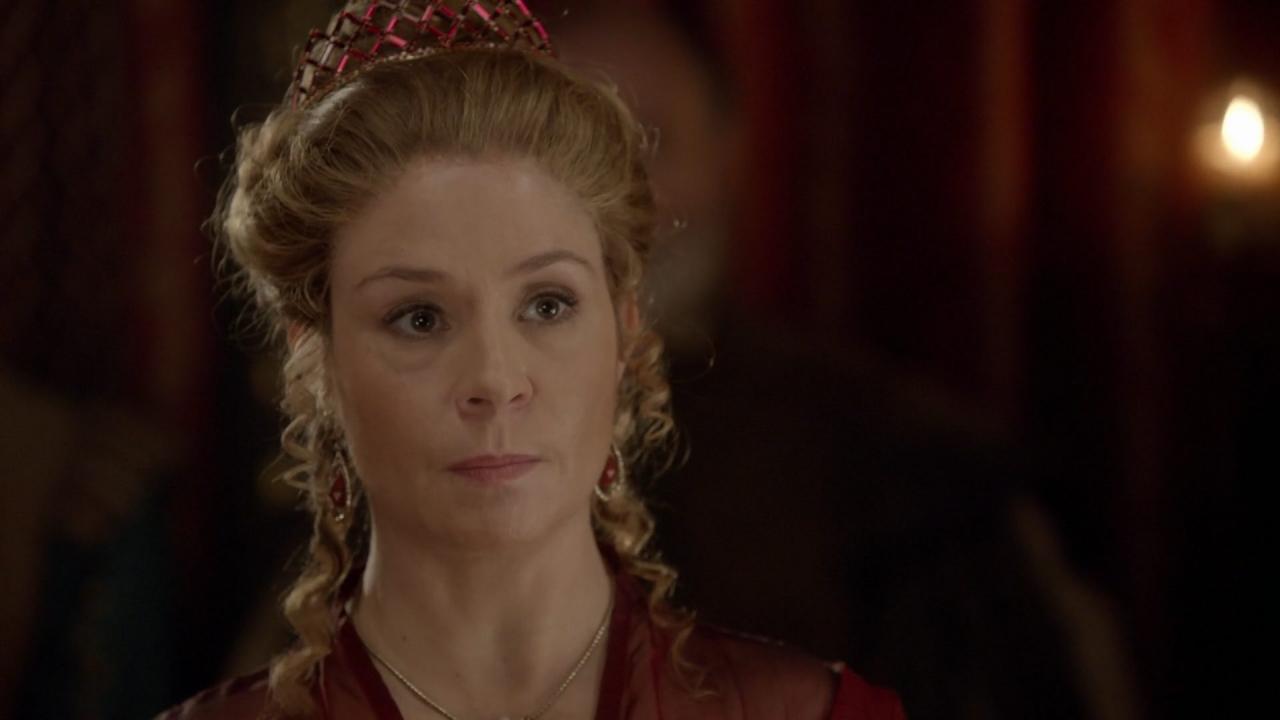 queen catherine reign image - photo #1