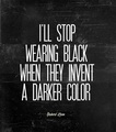Darker Color - quotes photo