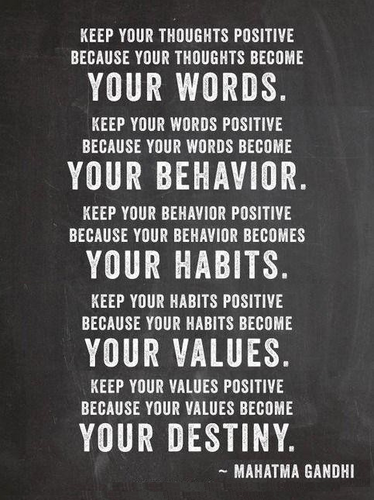 Quotes wallpaper entitled                        Gandhi