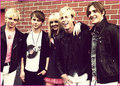 Ross, Ratliff, Rydel, Riker and Rocky