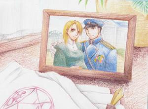Roy and Riza (Royai)