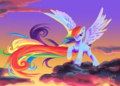 Cool Rainbow Dash