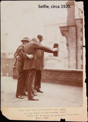 Selfie Circa