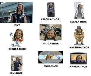 Thor যেভাবে খুশী