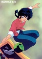 Ranma Saotome - ranma-1-2 photo