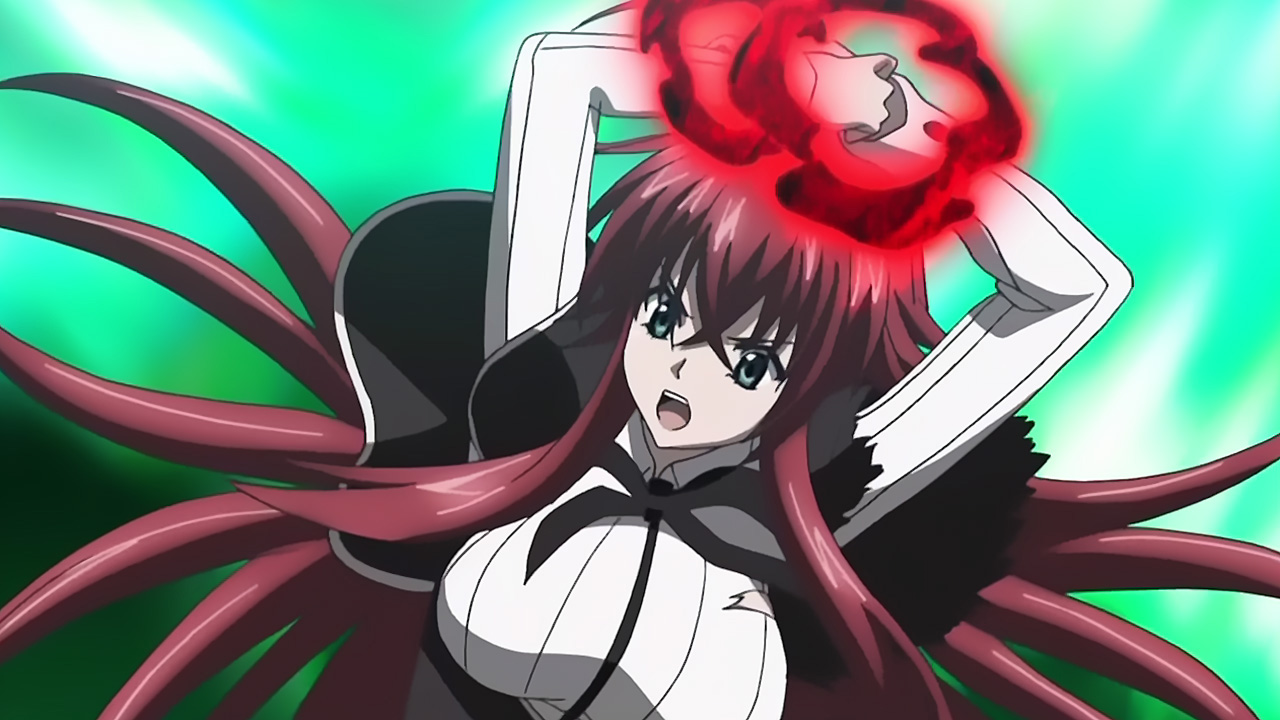 Rias Gremory - Rias Gremory Photo (36601016) - Fanpop