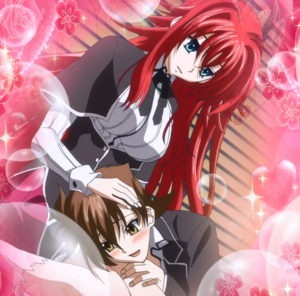 Rias and Issei