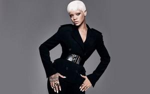 রিহানা Vogue (March 2014)