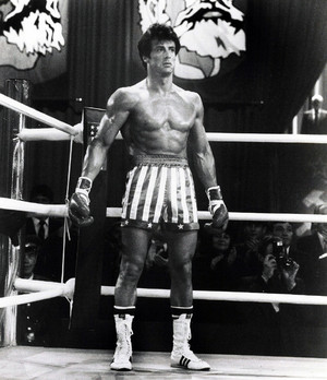 Rocky IV the fight