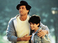 Rocky V father and son