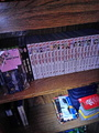 My Rosario Vampire collection