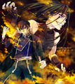 Roy Mustang and Envy