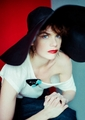 Flaunt Magazine Shoot - ruth-wilson photo