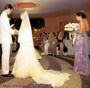 Sarah and Freddie's Wedding foto's