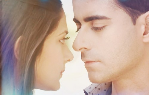 Saraswatichandra (TV series) wallpaper with a portrait called Samud romance