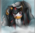 Sexy shadow - shadow-the-hedgehog photo