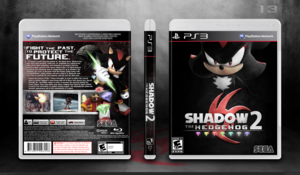Shadoq the hedgehog 2 video game