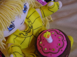 ちび shaka and cake ♥