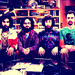 Sheldon, Rajesh, Leonard and Howard
