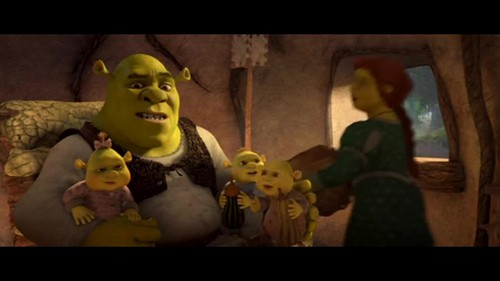 Shrek Forever After Wallpaper With Anime Titled