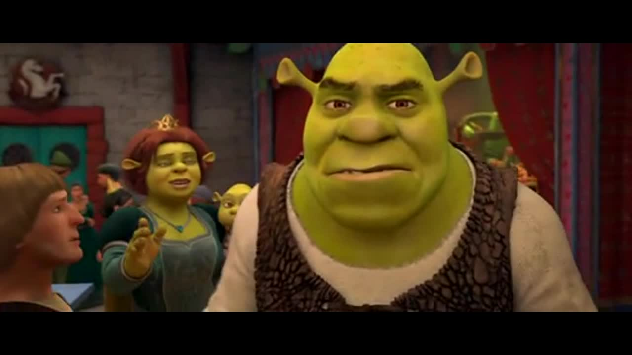 media coursework shrek review essay Written analysis on contemporary film-shrek(2001) your analysis will take the form of a detailed response to the questions listed below the questions ask you to examine the monomyth (the hero's quest) in the animated film shrek (2001).